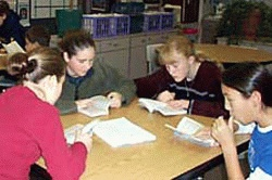 Litsite Alaska Reading Workbooks Middle School Literature Circles